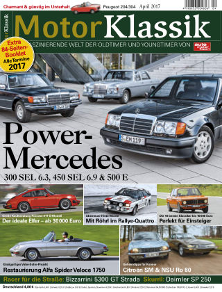 Motor Klassik 04/2017