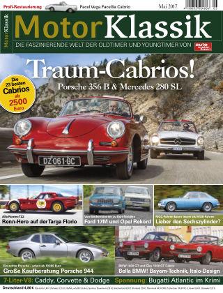 Motor Klassik 05/2017