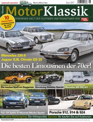 Motor Klassik 06/2017