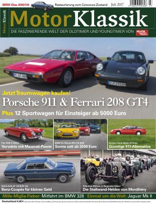 Motor Klassik 07/2017
