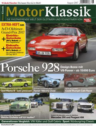 Motor Klassik 08/2017