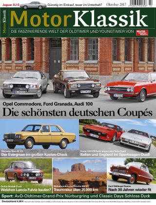 Motor Klassik 10/2017