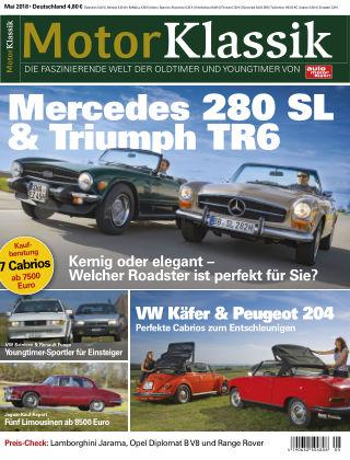 Motor Klassik 05/2018