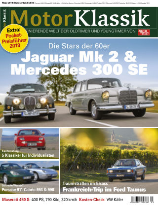 Motor Klassik 03/2019