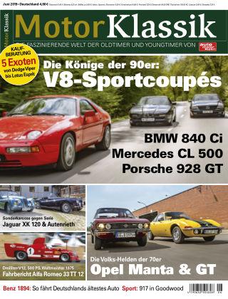 Motor Klassik 06 2019