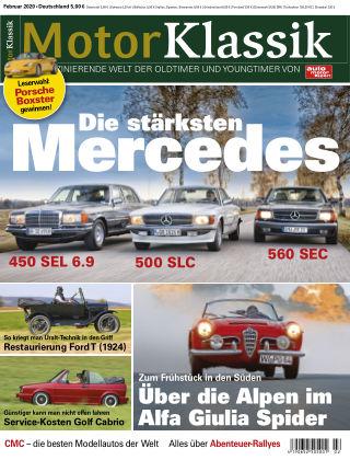 Motor Klassik 02 2020