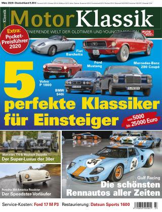 Motor Klassik 03 2020