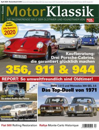 Motor Klassik 04 2020