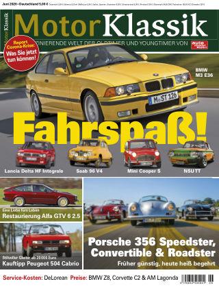 Motor Klassik 06 2020