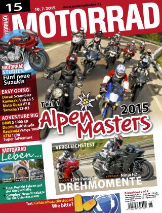 MOTORRAD 15/2015