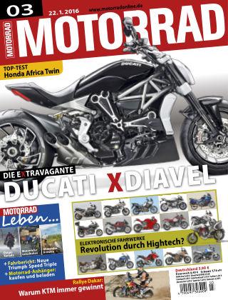 MOTORRAD 3/2016