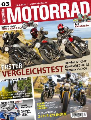 MOTORRAD 03/2018