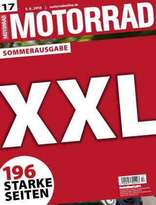 MOTORRAD 17/2018