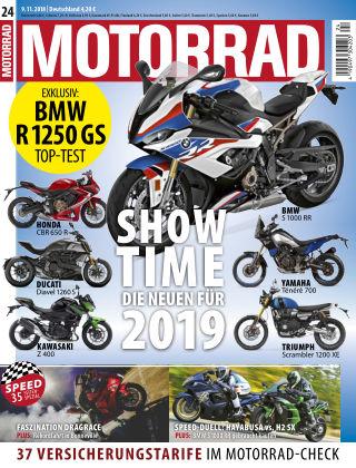 MOTORRAD 24/2018