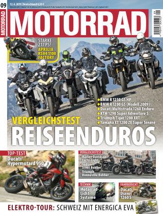 MOTORRAD 09 2019