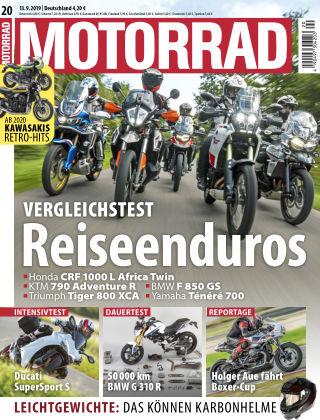 MOTORRAD 20 2019