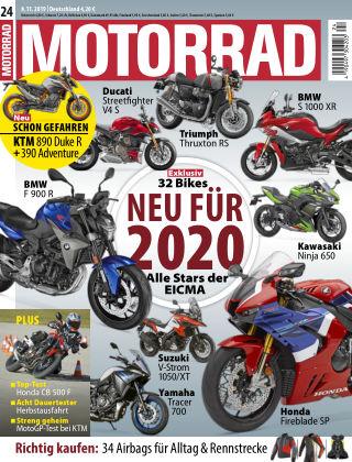 MOTORRAD 24 2019