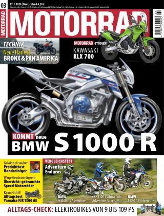 MOTORRAD 03 2020