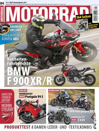 MOTORRAD 04 2020