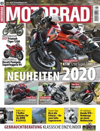 MOTORRAD 05 2020