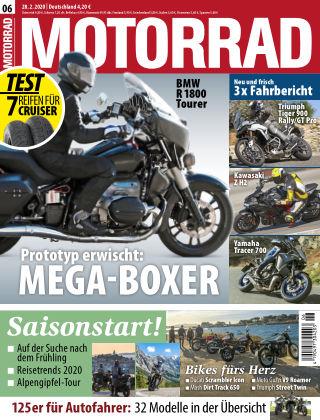 MOTORRAD 06 2020