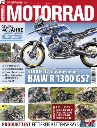 MOTORRAD 07 2020
