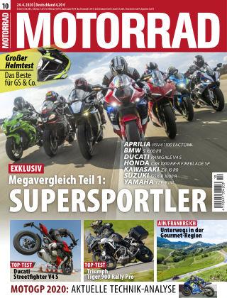 MOTORRAD 10 2020