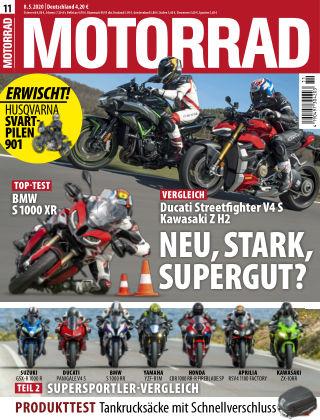 MOTORRAD 11 2020