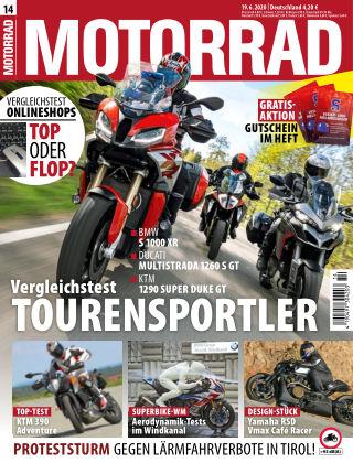 MOTORRAD 14 2020