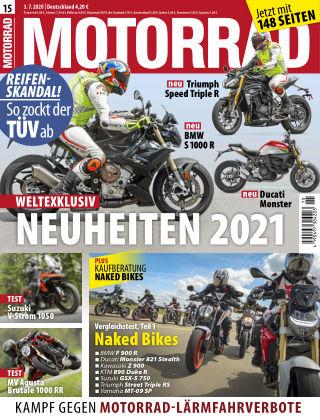 MOTORRAD 15 2020