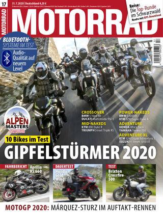 MOTORRAD 17 2020