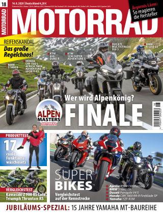 MOTORRAD 18 2020