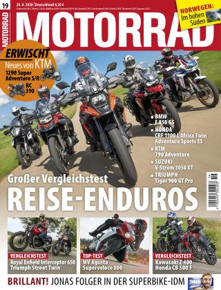 MOTORRAD 19 2020
