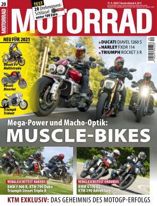 MOTORRAD 20 2020
