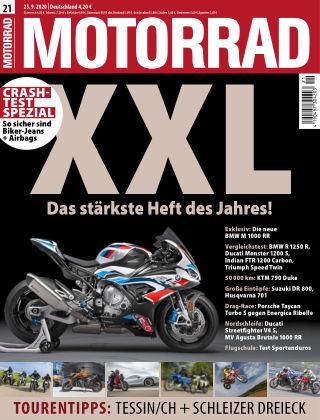 MOTORRAD 21 2020