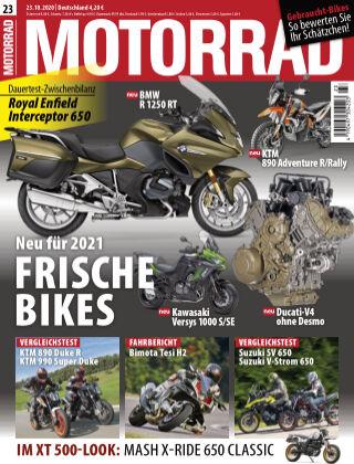 MOTORRAD 23 2020