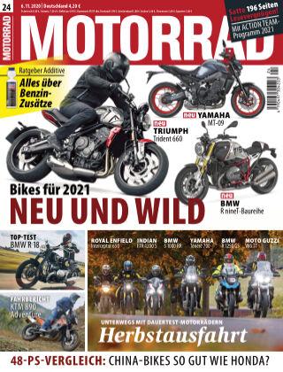 MOTORRAD 24 2020