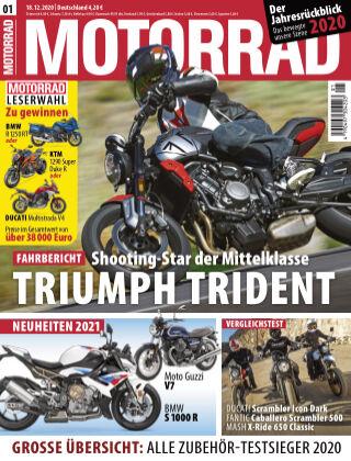 MOTORRAD 01 2021