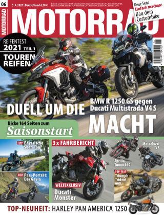 MOTORRAD 06 2021