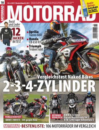 MOTORRAD 10 2021
