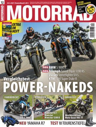 MOTORRAD 12 2021