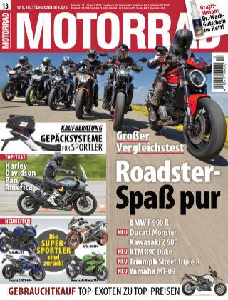 MOTORRAD 13 2021
