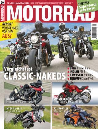 MOTORRAD 20 2021