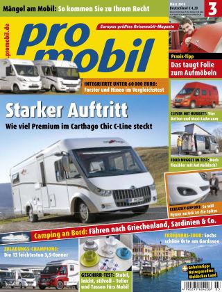 promobil 03/2016