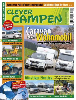 Clever Campen 02/2015