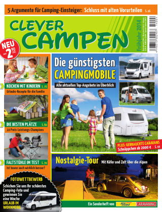 Clever Campen 01/2014