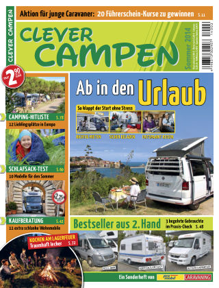 Clever Campen 02/2014