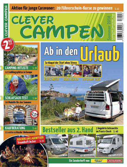 Clever Campen May 14, 2014 00:00