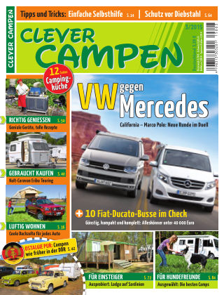 Clever Campen 03/2015