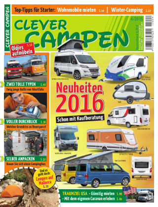 Clever Campen 04/2015